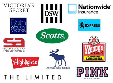 Columbus Brand Logos